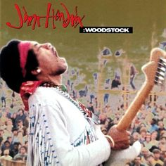 Jimi Hendrix Woodstock – Knick Knack Records