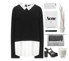"""""""Acne"""" by cupcakesforeverxoxo ❤ liked on Polyvore"""