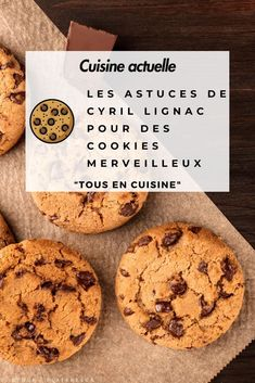 Easy Cookie Recipes, Baking Recipes, Dessert Recipes, Crepes, Biscotti Cookies, Sweet Cooking, Dessert Decoration, Happy Foods, Batch Cooking