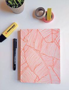 Mi notebook Nunna para mi Bullet Journal