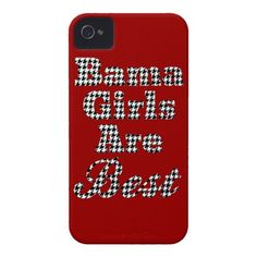 Bama Girls Are Best Case-Mate iPhone 4 Case