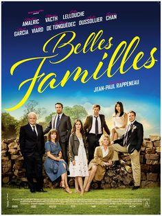 Belles familles est un film de Jean-Paul Rappeneau avec Mathieu Amalric, Marine Vacth. Synopsis : Jérôme Varenne, qui vit à Shanghai, est de passage à Paris. Il apprend que la maison de famille d'Ambray où il a grandi est au cœur d'un conflit local