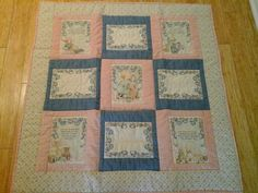 Project  Linus  Baby Quilt