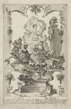 De reuk, Gottfried Bernhard Götz, 1718 - 1748