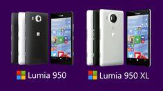 La gama alta de Microsoft ha llegado, los Lumia 950 y 950 XL ya son oficiales