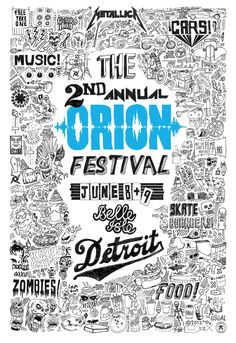 2013 Orion Festival Magazine \m/ !!!