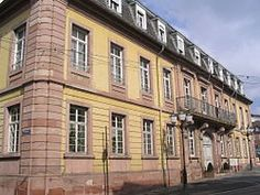 Home of Boris Becker. And Tante Kristine. Town Hall, Germany Travel, Europe, Mansions, House Styles, Places, Heidelberg, Bathing, Mansion Houses