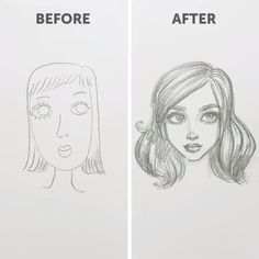 How to draw faces (for beginners). Part Two - How to draw faces (for beginners). Part Two How to draw faces (for beginners). Part Two Drawing Heads, Cool Art Drawings, Pencil Art Drawings, Art Drawings Sketches, Easy Drawings, Art Sketches, Funny Sketches, Sketches Of People, Drawings Of Faces