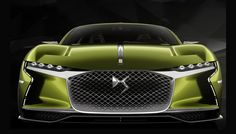 DS E-Tense | 5 Incredible Concept Cars from the International Automobile Festival in Paris