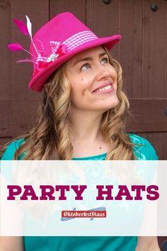 Party Hats OktoberfestHaus.com
