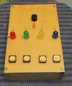 Arduino Spiel: simon Says