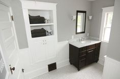 Vintage Bathroom Design, Pictures, Remodel, Decor and Ideas - page 17