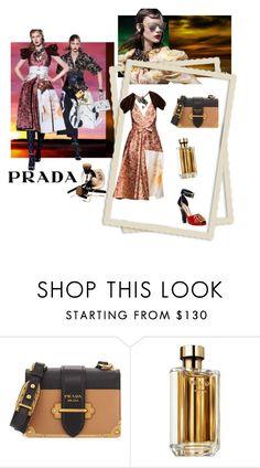 """Prada it my way"" by fl4u ❤ liked on Polyvore featuring Prada"