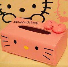 Hello Kitty Box Idea