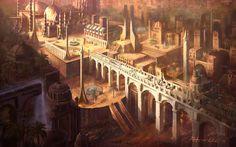 Arabian fantasy | La Fantasy dans tous ses états - Part 1/9 : Littérature 1/2