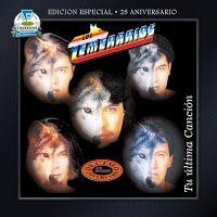 Los Temerarios - Tu Ultima Cancion CD Album