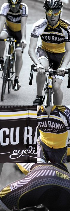 Brian Gartside | Graphic Design Portfolio  briangartsi.de VCU cycling kit