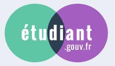 C'est le site officiel du ministère de la vie étudiante, Il y a dedans toutes les informations concernant la vie étudiante, les aides financières, l'accompagnement des étudiants, l'insertion professionnelle. messervices.etudiant.gouv.fr