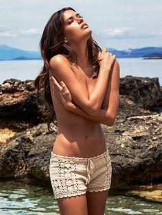 Melissa Odabash Alicia Cover Up Alicia Swimwear World Swimwear World Crochet