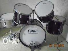 Maya Drum set