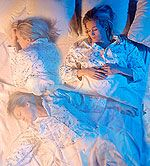 Sleep Apnea Affects Many Women, Too Article