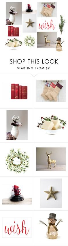 """""""My Christmas Wish"""" by heartsabustin ❤ liked on Polyvore featuring interior, interiors, interior design, home, home decor, interior decorating, Avon, Shea's Wildflower, Christmas and contest"""