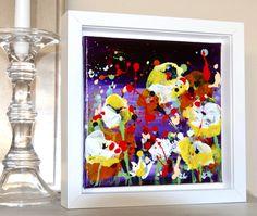 Lilac Flowers, Red Roses, Bird Artists, Irish Landscape, Irish Art, Jumping For Joy, Summer Glow, Acrylic Art, Flower Vases