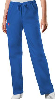 f6de429b5bc Bottoms 105422: Cherokee Workwear Scrubs Pants Unisex Men, Women Drawstring  Cargo Pants 4100 -