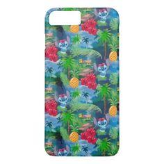 Lilo & Stich | Stitch Pattern Case-Mate iPhone Case #afflink