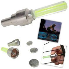 Fotosel ve Hareket Sensörlü Işıklı Sibop Kapağı 2 Adet   tuhafbakkal