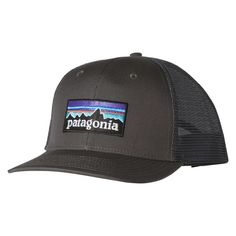 33f3b64769e9d Patagonia Men s P-6 Trucker Hat