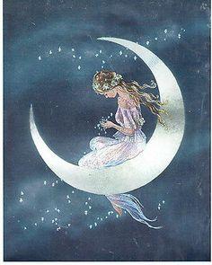 Moon Maiden Jean & Ron Henry