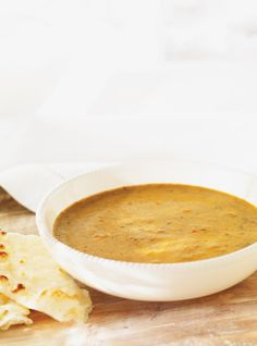 Cream of Lentil and Vegetable Soup Recipes Italian Soup Recipes, Quick Soup Recipes, Seafood Soup Recipes, Vegetable Soup Recipes, Indian Food Recipes, Vegetable Cream Soup, Veggie Soup, Tofu, Confort Food