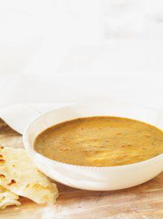 Crème de lentilles aux légumes (Recettes - Ricardo)