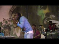 Ali: 'You Set Me Free', Bourbon Beach, Negril, Jamaica 2014
