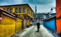 Odun Pazarı - Eskişehir, Turkey