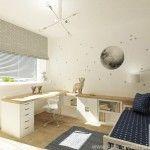 16_pietro_pokoj_syna Office Desk, Furniture, Home Decor, Projects, Desk Office, Decoration Home, Desk, Room Decor, Home Furnishings