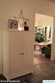 Jul i vårt hus! - Ett inredningsalbum på StyleRoom av annaandersson