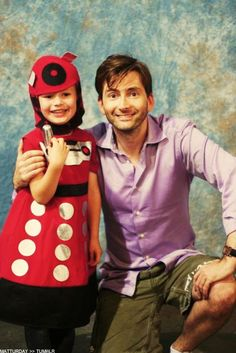 Aww...I just adore this little Dalek :)