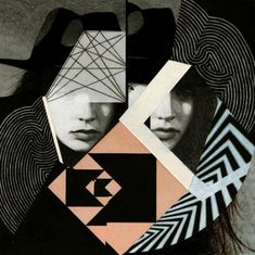The Fox Is Black » Portrait Deconstruction: Anna Higgie — Designspiration