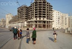 Februarie-1993.-Oraşul-nou-Nerva-Traian Bucharest, Old And New, Louvre, Street View, Memories, Country, Building, Places, Tips