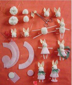 Make a bunny