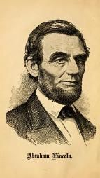 Abraham Lincoln - The probability that we may fall in the struggle ought not to deter us from the support of a cause we believe to be just; it shall not deter me.