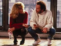 Harry And Sally, When Harry Met Sally, Meg Ryan Movies, Touchstone Pictures, 500 Days Of Summer, Lara Jean, Funny Movies, Funniest Movies, Billy Crystal