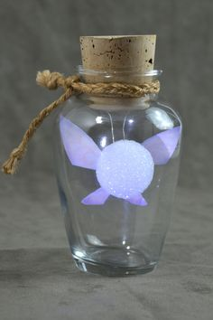 LED Fairy Bottle from Legend of Zelda.