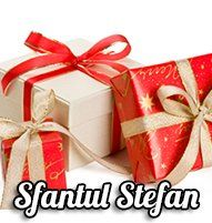 Felicitari Sfantul Stefan Container, Gift Wrapping, Sf, Gifts, Hip Bones, Gift Wrapping Paper, Presents, Wrapping Gifts, Favors