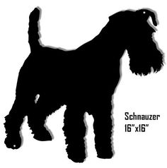 Schnauzer Laser Cut Out Reproduction Sign Fox Terriers, Welsh Terrier, Wire Fox Terrier, Airedale Terrier, Schnauzer Art, Miniature Schnauzer, Wire Haired Terrier, Laughing Dog, Puppy Palace
