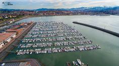 Puerto Deportivo de Getxo - http://bestdronestobuy.com/puerto-deportivo-de-getxo/