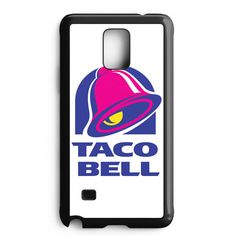 Taco Bell 3 Samsung Galaxy Note 4 Case