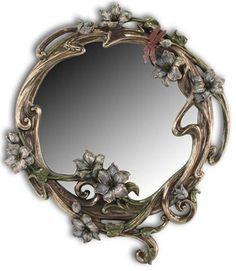 Espejo Art-Decó II  (d: 66 cm)